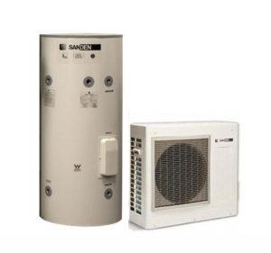 Sanden Heat Pumps