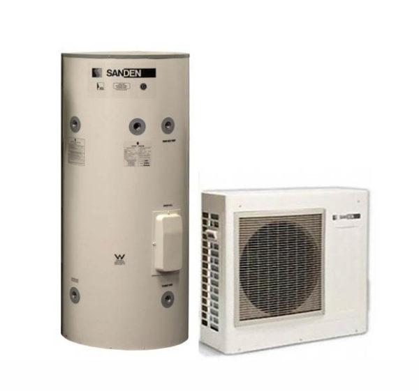 Sanden GAUS-160FQS Heat Pump